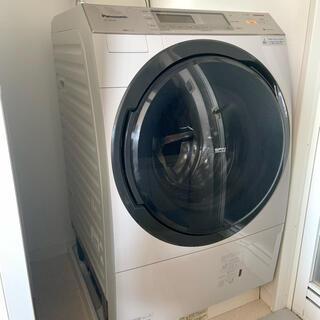 パナソニック(Panasonic)のパナソニック ななめドラム洗濯乾燥機 NA-VX8700L(洗濯機)
