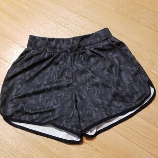ジーユー(GU)のGU SPORTS ランニングパンツ Sサイズ ブラック(ウェア)
