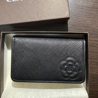 CLATHAS - CLATHS 名刺入れ/カード入れ (ブラック)