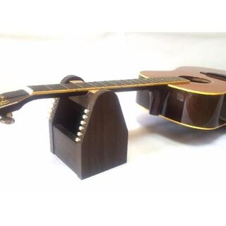 ネックキャッチャー SASAE【ブラウンA】   ギターピロー  ネックピロー