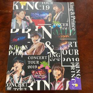 Johnny's - King&Prince concert tour初回盤DVD