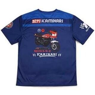 テッドマン(TEDMAN)のカミナリモータース/GS1000/速乾ドライTシャツ/KDRYT-05(Tシャツ/カットソー(半袖/袖なし))