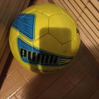PUMA - サッカーボールpuma 4号中古used