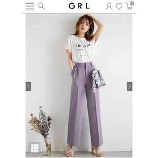 GRL - GRL  ワイドパンツ