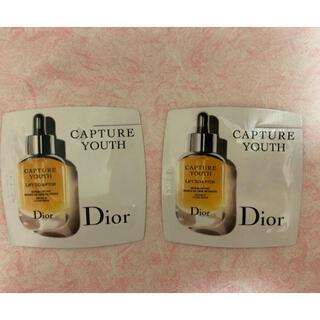 クリスチャンディオール(Christian Dior)のディオール カプチュールユース(美容液)