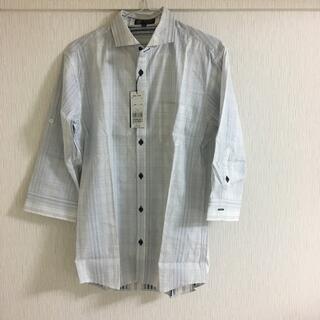 ミッシェルクラン(MICHEL KLEIN)のMKオム ミシェルクランオム シャツ サイズ48(Tシャツ/カットソー(七分/長袖))