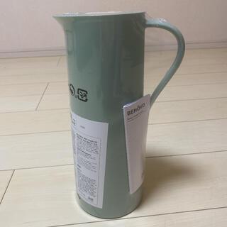IKEA - ikea BEHOVD 魔法瓶 お茶 ポット コーヒー ベホーヴド