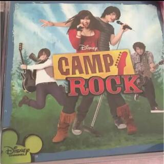 ディズニー(Disney)のキャンプロック CD+DVD(ポップス/ロック(洋楽))