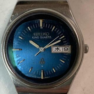 SEIKO - キングクォーツ腕時計 難あり