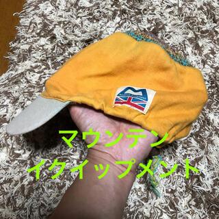 ザノースフェイス(THE NORTH FACE)の美品 マウンテンイクイップメント 帽子 キャップ(登山用品)