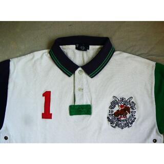 「Ralph Lauren 半袖ポロシャツ」USED-35