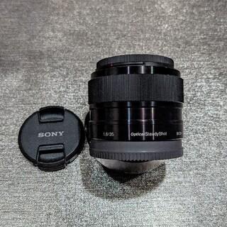 SONY - SONY ソニー E 35mm F1.8 OSS  SEL35F18