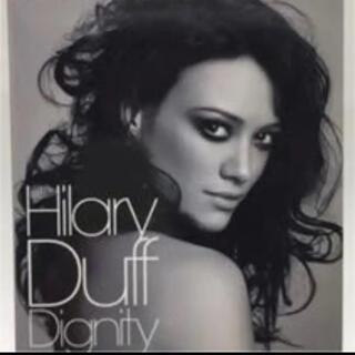 ディズニー(Disney)のヒラリー・ダフ / DIGNITY (初回限定盤)(DVD付)(ポップス/ロック(洋楽))