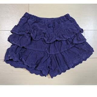 ムージョンジョン(mou jon jon)のムージョンジョン ショートパンツ 110cm(パンツ/スパッツ)
