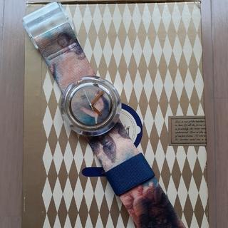 スウォッチ(swatch)の未使用 スウォッチ プッティ USA限定9999個 ヴィヴィアンウエストウッド(腕時計)