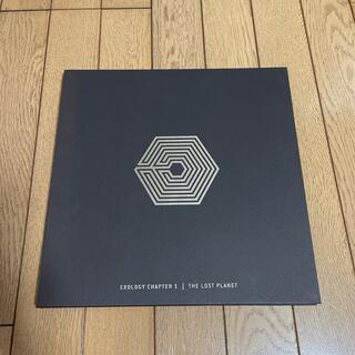 エクソ(EXO)のEXO EXOLOGY CHAPTER 1 THE LOST PLANET(K-POP/アジア)