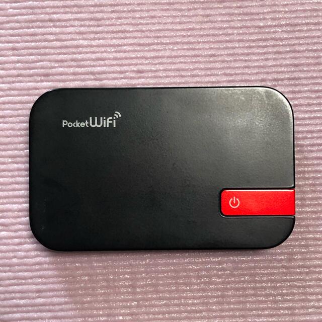 HUAWEI(ファーウェイ)のSIMフリー Pocket wifi モバイルルーター 506HW スマホ/家電/カメラのスマートフォン/携帯電話(その他)の商品写真