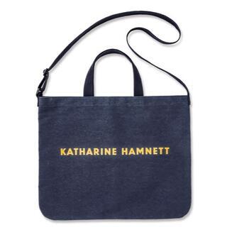 キャサリンハムネット(KATHARINE HAMNETT)のKATHARINE HAMNETT☆ショルダーバッグ(ショルダーバッグ)