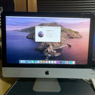 マック(Mac (Apple))のAPPLE iMac 2012LATE 21.5インチ (デスクトップ型PC)