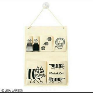 リサラーソン(Lisa Larson)のステディ付録 リサラーソン ウォールポケット(小物入れ)