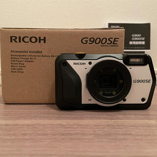 リコー(RICOH)のリコー G900SE 防水・防塵・業務用デジタルカメラ RICOH (コンパクトデジタルカメラ)
