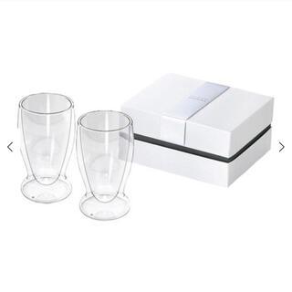 プルミエール(PREMIERE)のPREMIERE AOYAMA プルミエールアオヤマ ニュイ ペアサーモグラス(グラス/カップ)