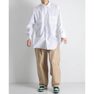ワンエルディーケーセレクト(1LDK SELECT)のgraphpaper Military Cloth Two Tuck Pants(チノパン)