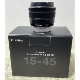フジフイルム(富士フイルム)のFUJIFILMフジフイルムXC 15-45mm F3.5-5.6 OIS PZ(レンズ(ズーム))