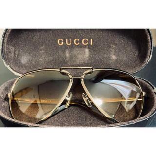 Gucci - GUCCI ティアドロップ サングラス グッチ
