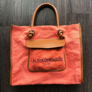 BEAUTY&YOUTH UNITED ARROWS - LAURA DI MAGGIO コットントートバッグ