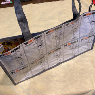 福岡ソフトバンクホークス - Softbank HAWKS アルミ製バッグ