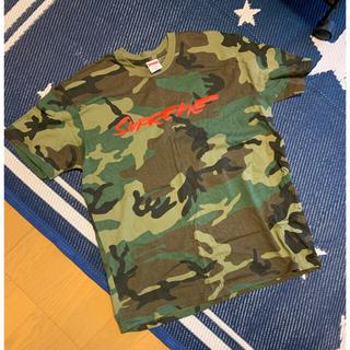 シュプリーム(Supreme)のsupreme futura logo tee Tシャツ シュプリーム(Tシャツ/カットソー(半袖/袖なし))