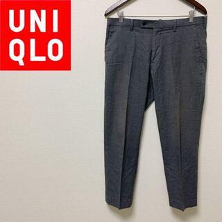 ユニクロ(UNIQLO)の目玉 UNIQLO ユニクロ パンツ スラックス スリムフィット 春 冬 L(スラックス)