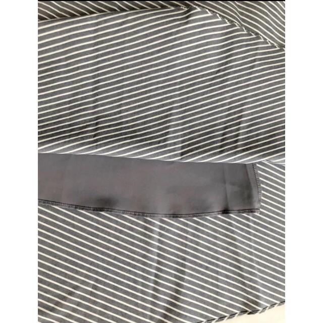 UNIQLO(ユニクロ)の新品 ユニクロ フレアスカート ストライプ タグ付 レディースのスカート(ロングスカート)の商品写真