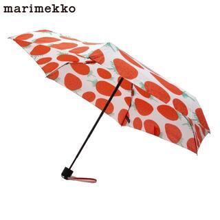 マリメッコ(marimekko)のマリメッコ レディース 折り畳み傘 049702 136(傘)