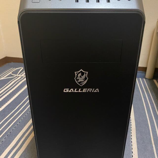 ドスパラ ゲーミングPC GALLERIA XA7R-R37 スマホ/家電/カメラのPC/タブレット(デスクトップ型PC)の商品写真
