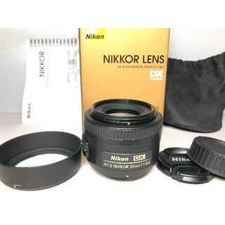 Nikon - 極上品 ニコン AF-S NIKKOR 50mm F1.8 G