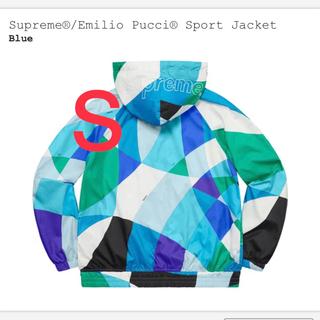 Supreme - 【S】Supreme®/Emilio Pucci® Sport Jacket青