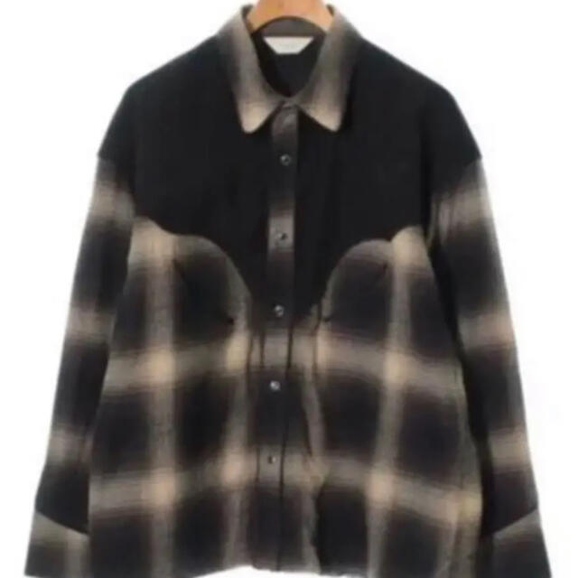 Jieda(ジエダ)のjieda ウエスタンシャツ メンズのトップス(シャツ)の商品写真