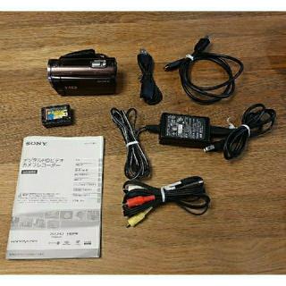 SONY - SONY ハンディカム HDR-CX270V