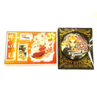 集英社 - ジャンプショップ 鬼滅の刃 バースデイ缶バッジ ジオラマフィギュア 煉獄杏寿郎