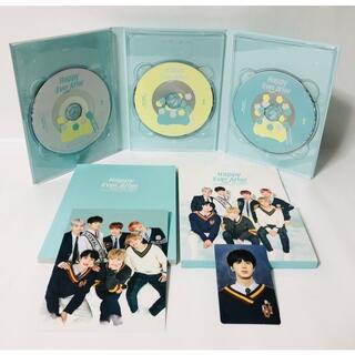 BTS 防弾少年団 ペンミ ハピエバ DVD トレカ ジン