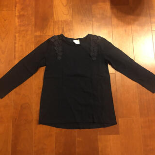 ザラ(ZARA)のZara Girls ロングTシャツ サイズ116(Tシャツ/カットソー)