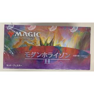 マジックザギャザリング(マジック:ザ・ギャザリング)のMTG マジックザギャザリング モダンホライゾン2 セットブースター 1BOX(Box/デッキ/パック)