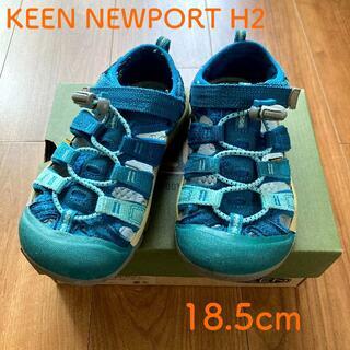 キーン(KEEN)のKEEN NEWPORT H2サンダル 18.5cm キーン(サンダル)