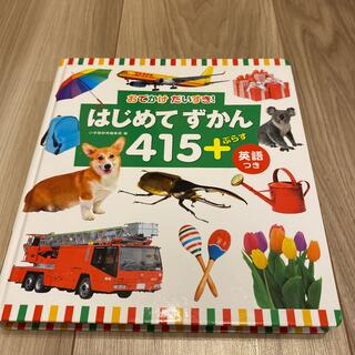 ショウガクカン(小学館)のはじめてずかん 415+(絵本/児童書)