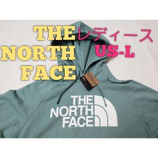 ザノースフェイス(THE NORTH FACE)のノースフェイス/レディース/スウェット パーカー US-L(パーカー)