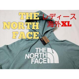 ザノースフェイス(THE NORTH FACE)のノースフェイス/レディース/スウェット パーカー US-XL(パーカー)
