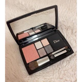 クリスチャンディオール(Christian Dior)のディオール メイクパレット(コフレ/メイクアップセット)