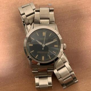 UNDERCOVER - アンダーカバー 2重巻き腕時計 シルバー